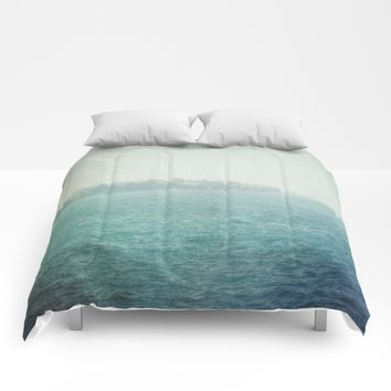 Faded Summer Comforters by Faded  Photos