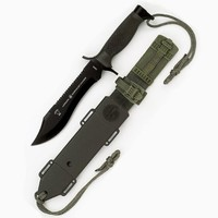 Fury Tactical Armada NATO Fighter Razor Edge Fixed Blade Knife