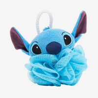 Disney Lilo & Stitch Blue Loofah