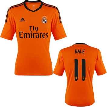 Bale Jersey Real Madrid Youth and Boys Sizes 2013 2014