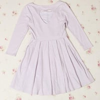 Vintage Button Up Love Heart Dress from Quantum-Princess