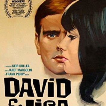 Keir Dullea & Janet Margolin & Frank Perry-David and Lisa