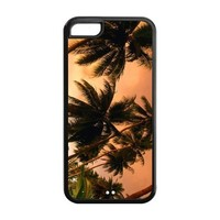 Paradise Beach Hipster Quote Iphone 5C Case