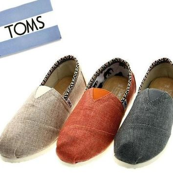 toms women fashion national lace flat shoes classics flat toms shoes  number 1