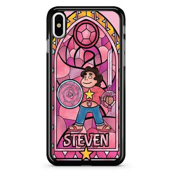Steven Universe Stained Glass iPhone X Case