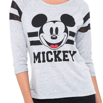 MICKEY MOUSE GRAPHIC T-SHIRT