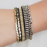 The Power of Attraction Bracelet - Black