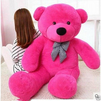 GIANT 60CM BIG CUTE PLUSH TEDDY BEAR