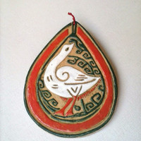 Home Decor Bird Wall Hanging