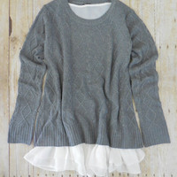 Shifting Seasons Sweater