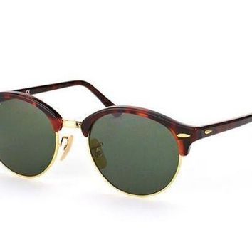 Kalete NEW Ray Ban RB4246 990/58 51 Dark Havana Unisex Sunglasses Glasses Polarised