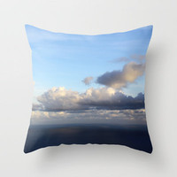 room with a view - day 7 Throw Pillow by findsFUNDSTUECKE (Steffi Louis) | Society6