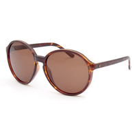 Electric Riot Gloss Sunglasses Tortoise One Size For Women 26832740101