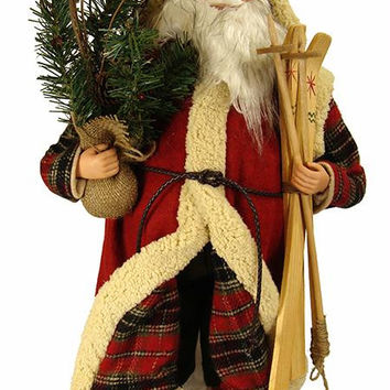 Christmas Figure - Woodland Santa