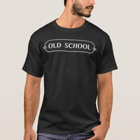 Old School Retro Style T-Shirt