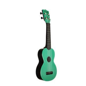 Kala KA-SWB-GN Waterman Sea Foam Green Soprano Ukulele