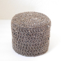 Crochet Toilet Paper Cozy - Toilet Tissue Dust Cover - Bathroom Accessory - Toilet Paper Cover - Bathroom Decor - Toilet Paper Roll Holder