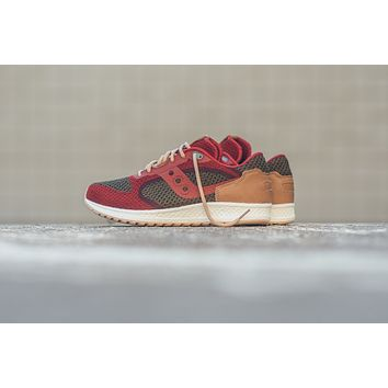 AA HCXX Saucony Shadow 5000 EVR - Red