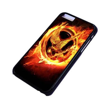 THE HUNGER GAMES iPhone 4/4S 5/5S 5C 6 6S Plus Case Cover