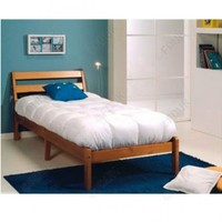 Verona Designs Inclined 3ft Pine Bed In A Box