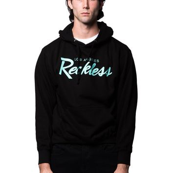 OG Reckless Hoodie - Black/Ice