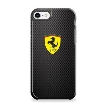 ferrari scuderia black iPhone 6 Plus | iPhone 6S Plus Case