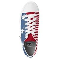 USA PRINTED SHOES