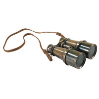 19th Century Bronze Binoculars
