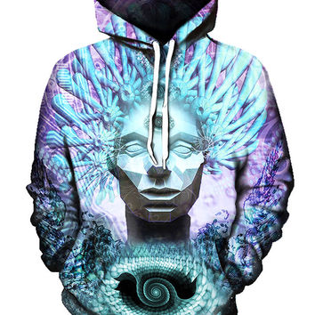 Chieftain Pullover Rave Hoodie