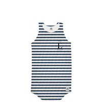 Civil - Team Row Drop Tank - White Blue