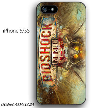 bioshock infinite iPhone 5 / 5S Case