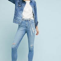 AG The Mila Ultra High-Rise Skinny Jeans