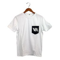 Pocket Logo White : IP00 : MerchNOW - Your Favorite Band Merch, Music and More