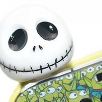 Disney - New 3D Jack Ghost 3.5mm Headphone Anti-Dust Plug Cap for iPhone 4 4S Samsung HTC