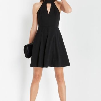 Black Moden Fit and Flare