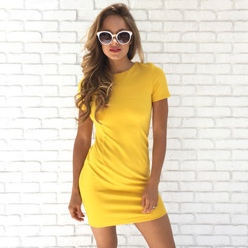Queen Of Hearts Dress In Yellow