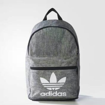 Fashion Adidas Sport School Bag Travel Bag Laptop Backpack
