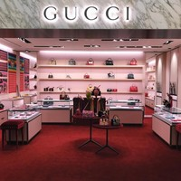 GUCCI Store inside Nordstrom at the Westfield Topanga Mall