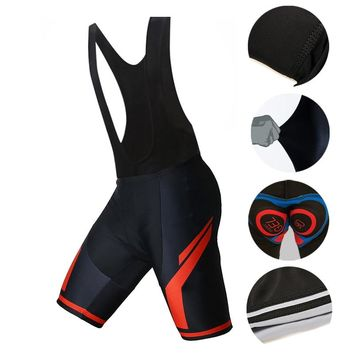 2018 Maisaily Pro Team Profession Race Cycling Shorts Lightweight Bib Short 9D Lycra and High Density Pad for Long Time Ride