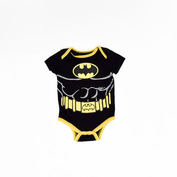 Batman Baby Boy Size - 3/6M