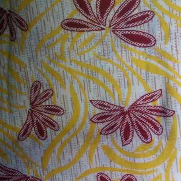Indian Block print for women clothing, non stiching Cotton Fabric, Printed Cotton, Hand Block Print Fabric