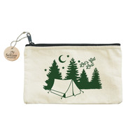 Get Lost Camping Pouch