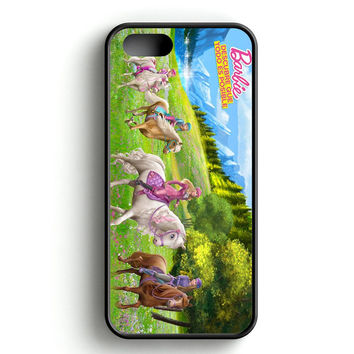 Barbie And Her Sisters In A Pony Tale iPhone 5 | 5S Case