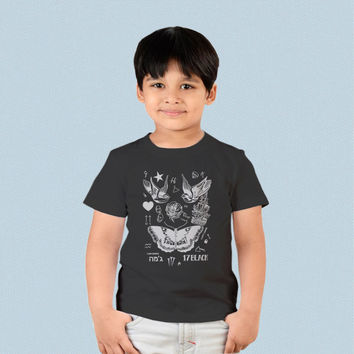 Kids T-shirt - Harry Styles Tattoo