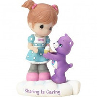 Precious Moments Care Bears Share Bear