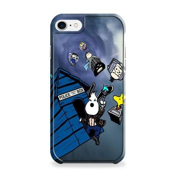 Snoopy Tardis Dr Who iPhone 6 Plus | iPhone 6S Plus Case
