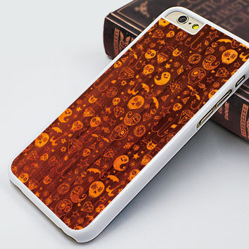 cool iphone 6 plus case,idea iphone 6 case, Halloween gift iphone 5s case,gift iphone 5c case,spirit iphone 5 case,ghost iphone 4s case,wood painting image iphone 4 case
