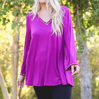 Bells Plus Size Top