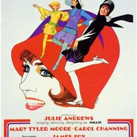 Thoroughly Modern Millie 11x17 Movie Poster (1967)