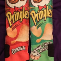 Pringles Custom Nike Elite Socks